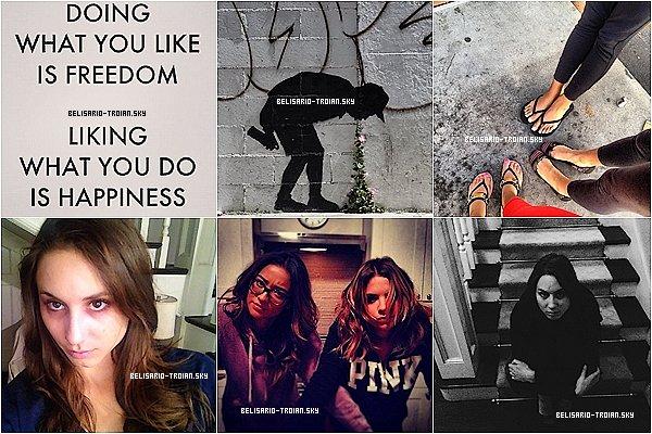 Voici6 nouvelles photos PostéesparTroiansur Instagram et Twitter OMGTroianpourquoionttu une tête commeça :Oallezbientôt le 4X13 vivement le 23 pour nous