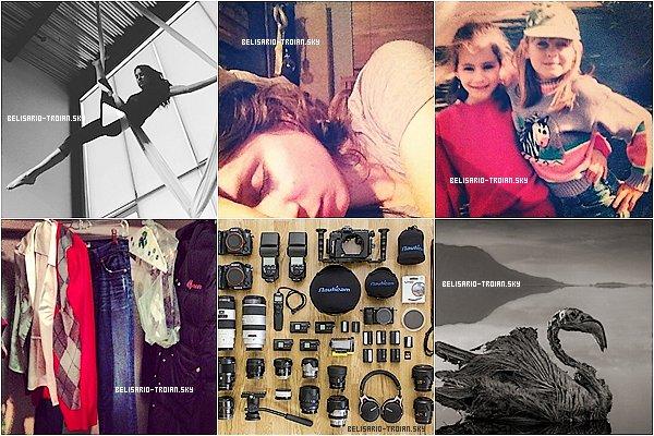 Découvrez de nouvelles photos posté par Troian sur Twitter et Instagram elle a aussi posté une vidéo de elle découvrait la -->Troian