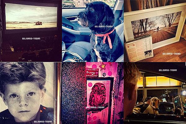 """Voici des photos de Troian avec des fans Lorsqu'elle était a la convention pour son Film """" Exiles"""" Voici également des photos de Troian qu'elle a postée sur Twitter & Instagram"""