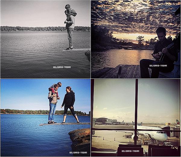 """Découvrez des nouvelles photos posté par Troian sur""""Twitter & Instagram""""."""