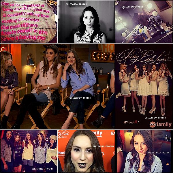 """Découvrez des nouvelles photos de Miss Troian Posté sur """"Instagram & Twitter"""" Troian est magnifique sur ses photos j'adore elle et tellement parfaite *_*"""