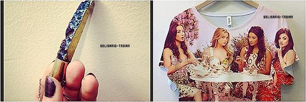 Découvrez des nouvelles photos de Troian posté sur Instagram et sur Twitter ( pour son anniversaire aussi )