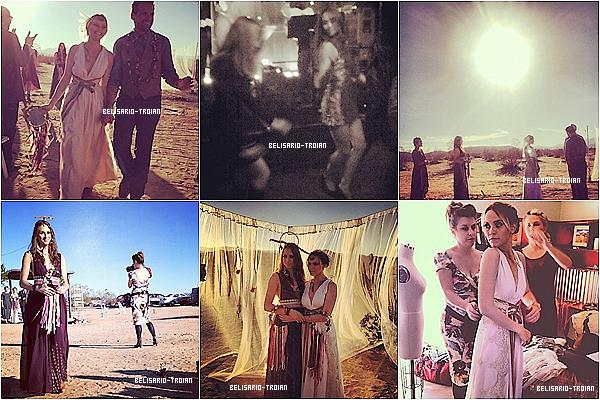 Découvrez de nouvelles photos de Troian posté sur Instagram & Twitter ou elle était demoiselle d'honneur au mariage d'une de ses amie