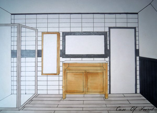 salle de bain blog d 39 une otaku fan de culture nippone. Black Bedroom Furniture Sets. Home Design Ideas