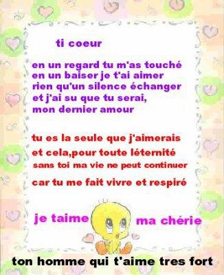 Pour Toi Ma Cherie Damour Blog De Babby78