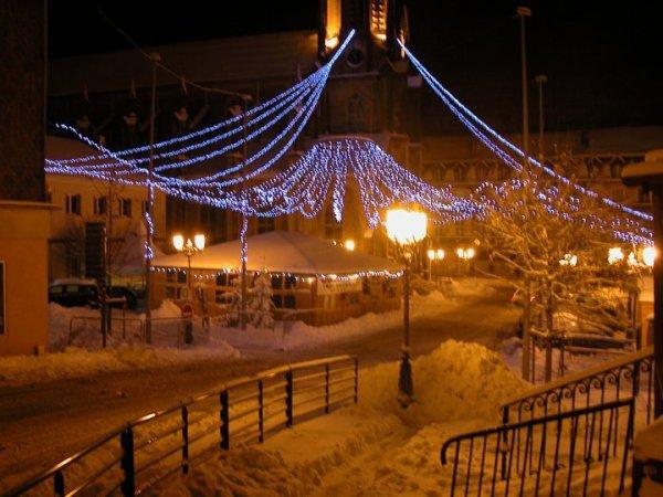 ma ville ou j ai habiter 12 ans trop bo kan c est tout plein de neige