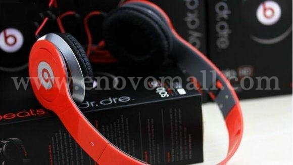 Monster Beats By Dr. Dre small SOLO HD headphone casques