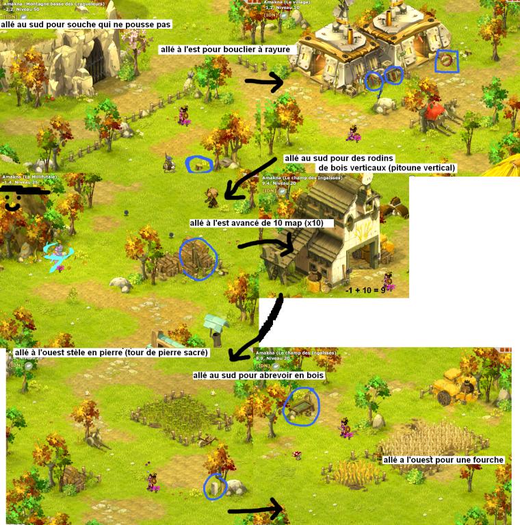 Tout sur les chasse aux trésors (tutoriel)