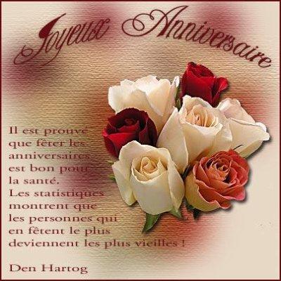 333 Joyeux Anniversaire Marie France Blog De La Famille Drouet