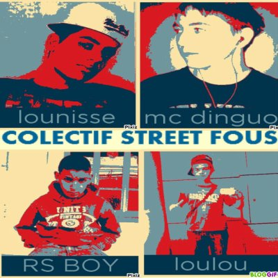 COLLECTIF STREET FOU