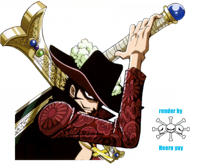 One Piece : Dracule Mihawk
