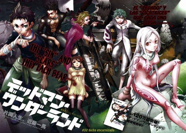 Deadman Wonderland vostfr (12/12)+ OAV
