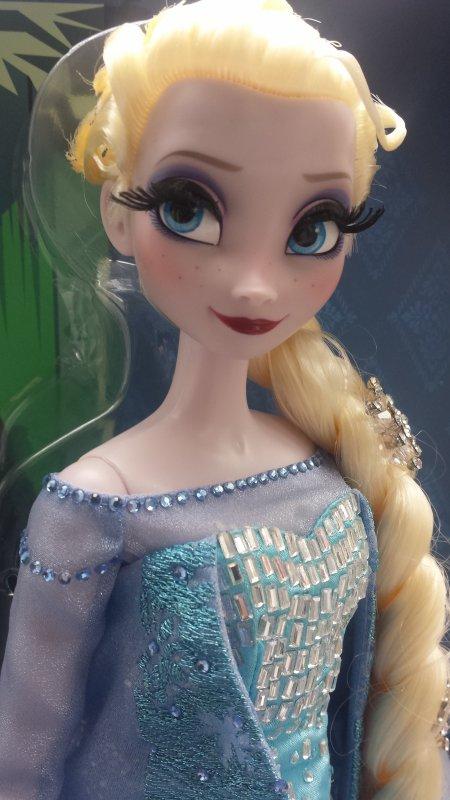 Elsa LE Reine des Neiges