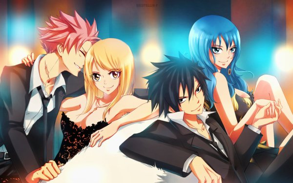 OS : L'aile Fairy Tail.