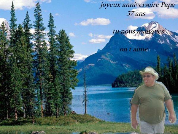 *********joyeux anniversaire Papa*****************