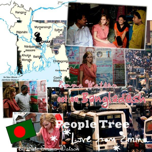 Emma au Bengladesh
