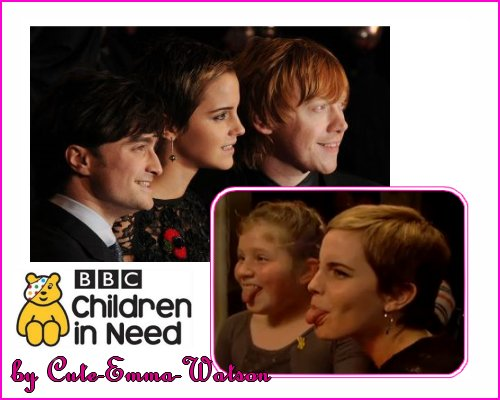 Emma Watson • Rattrapage de news :p
