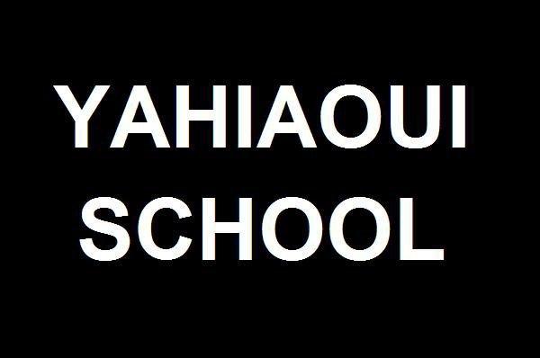 YAHIAOUI SCHOOL, SAISON 1 : EPISODES