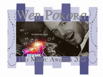 Mathieu au Nrj Music Awards