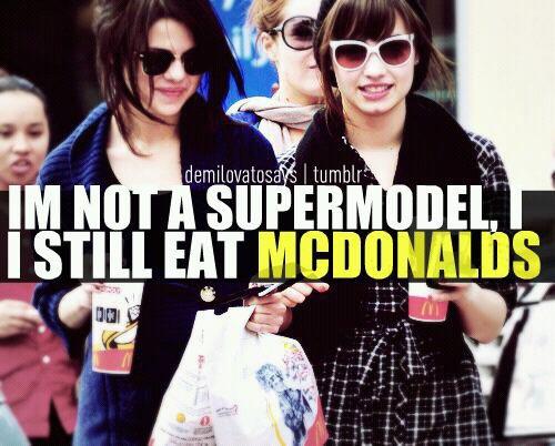 C'est Demi qui la dis