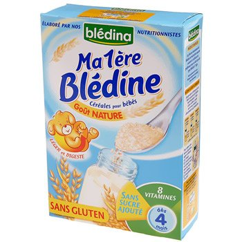 cereales bebe 4 mois