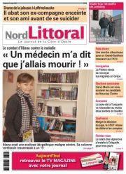Iléana à la Une du Nord Littoral (04/03/2011)
