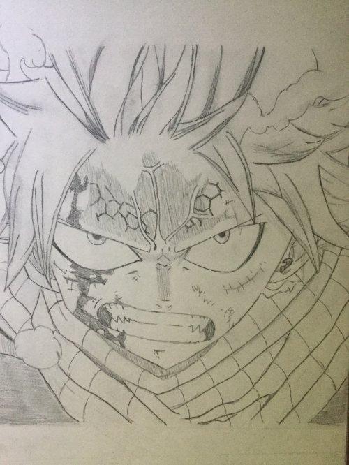 On m'a demandé de vous montrer mes talents en dessins >.<