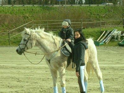 mon fils, mon cheval et moi