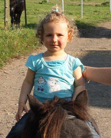 au poney