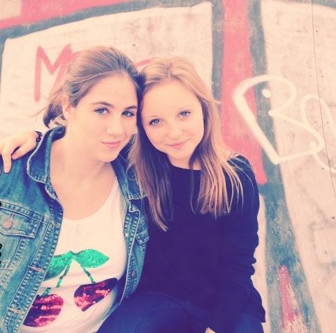 Moi et ma 0céane!!!! :p <3
