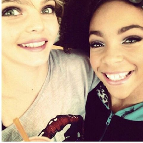 Camren et Charlize