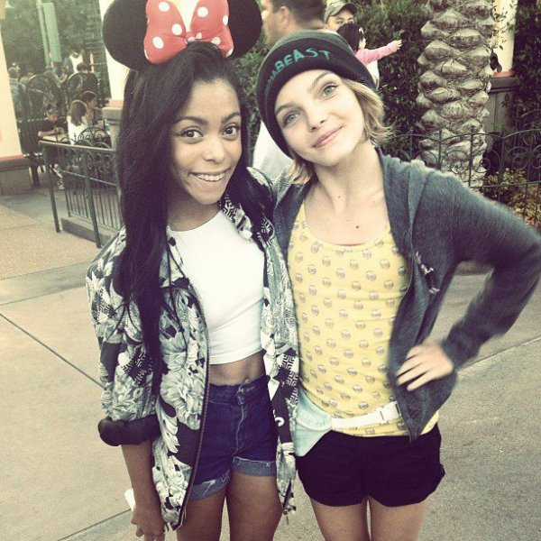 Kaelynn and Camren