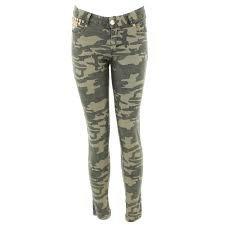 Pantalon Militaire Cloutée
