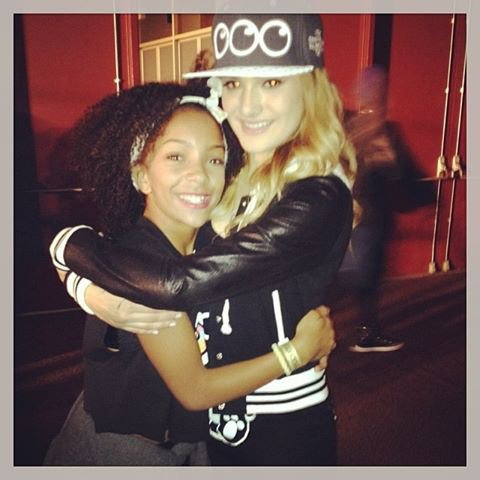 Charlize et Chachi