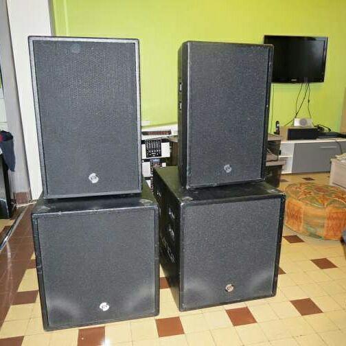 Système amplifier