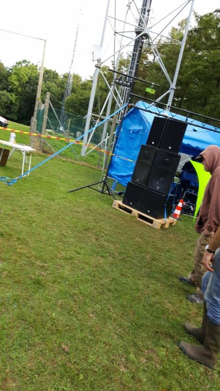 notre sound system