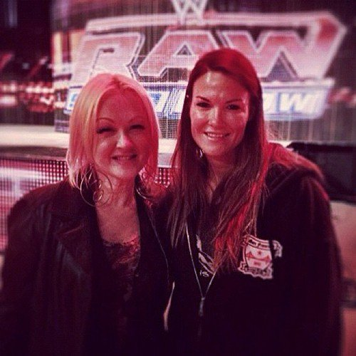 Sa présence a Raw et a No Way Out ♥