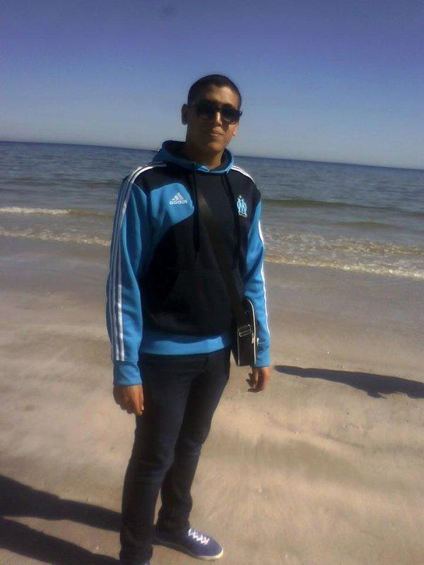 *belle vue sur la plage