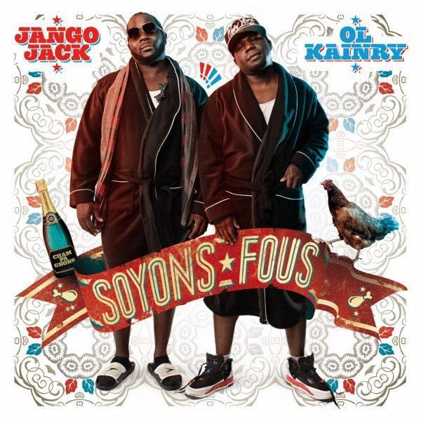 """EXCLU 2011 : NOUVEL ALBUM DE OL KAINRY AVEC JANGO JACK """"SOYONS FOUS"""""""