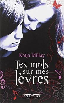 Tes mots sur mes lèvres, Katja Millay