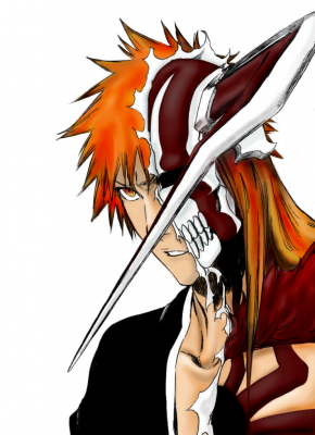 One shoot =====> Bleach!