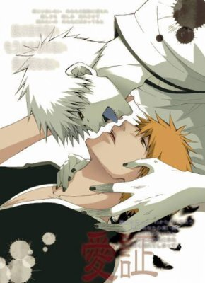One shoot=====> Bleach!