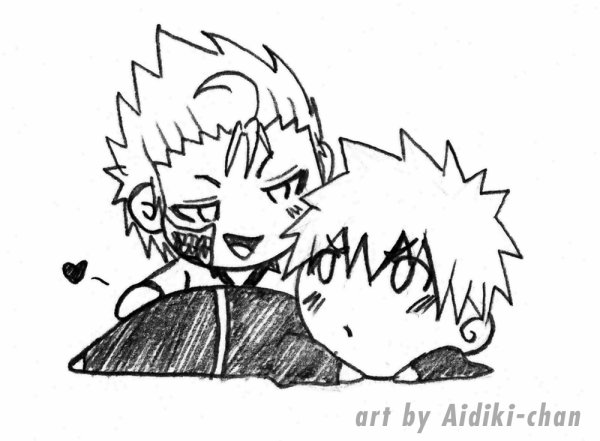 Serie d'image: Chibi-chan