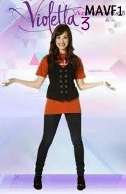 Demi Lovato dans Violetta?