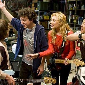 Collège rock stars 🎸 music bonne écoute