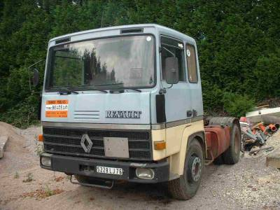 berliet tr 280 rebadg renault mes passions. Black Bedroom Furniture Sets. Home Design Ideas