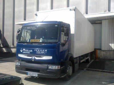 Mon 9eme camion