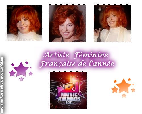 Nrj Music Award 2011