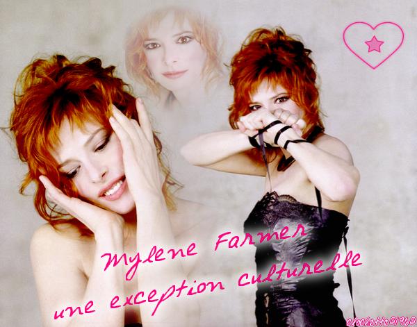 "Mylene farmer "" Une exception culturelle """