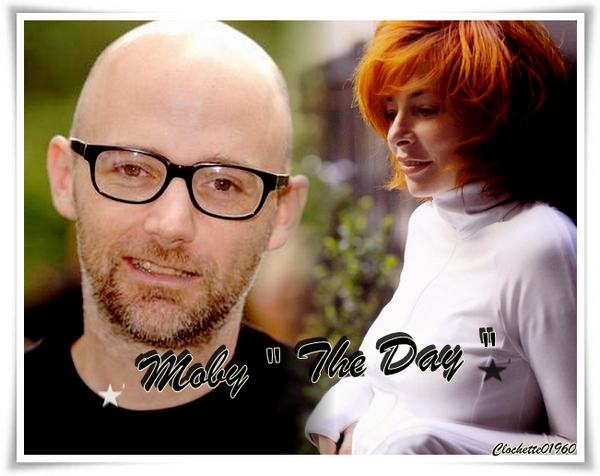 """Moby """" The Day """""""